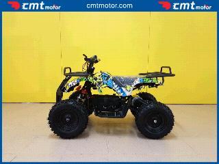AF Motor Miniquad 50cc ruote 4 pollici