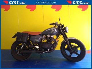 Honda CM 400 TD