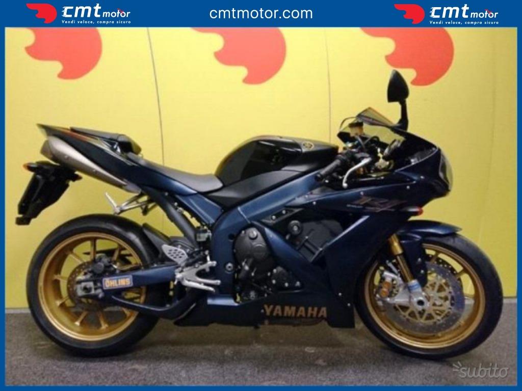 Moto Usata Yamaha Yzf R1 Sp1 2006 12 900 00