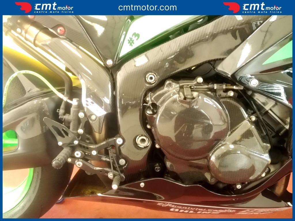 Moto Usata Honda Cbr 600 Rr 2012 990000