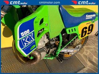 Kawasaki KL KX 500