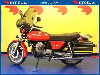 Moto Guzzi V 50