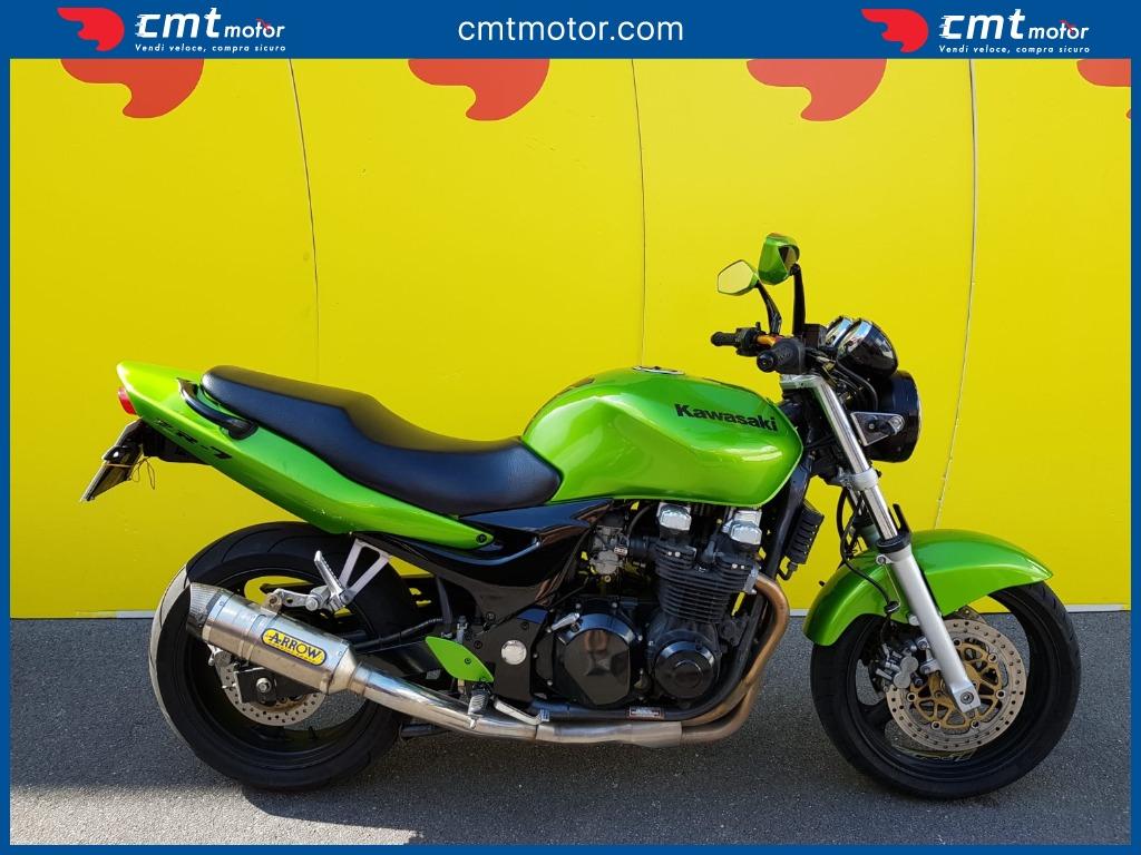 Moto Usata - Kawasaki ZR-7 - 2003 - € 2.150,00