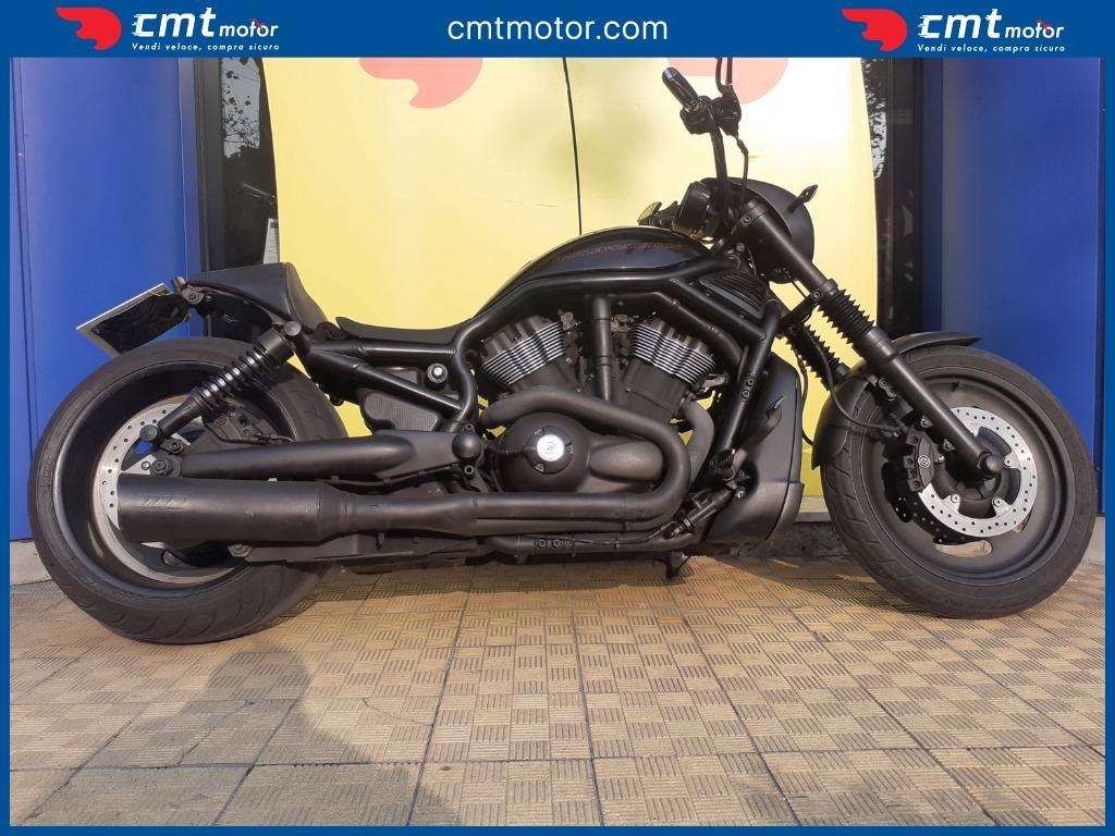 Moto Usata Harley Davidson 1130 Night Rod 2006 15 500 00
