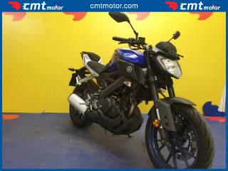 Yamaha MT-125 ABS