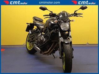 Yamaha MT-07 ABS