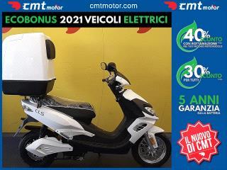 CJR MOTORECO CLS 3Kw Elettrico
