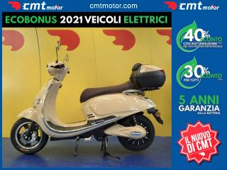 CJR MOTORECO Trinity 3Kw Elettrico