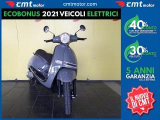CJR MOTORECO Trinity 5Kw Elettrico