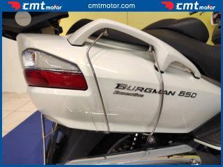 Suzuki Burgman AN 650 Executive ABS