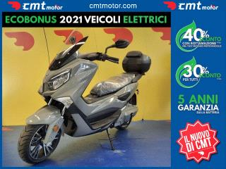 CJR MOTORECO Tiger 7Kw Elettrico